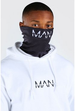 Black MAN Dash Snood