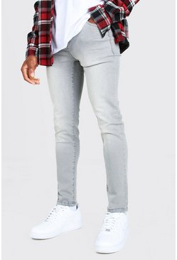 Light grey Skinny Fit Jeans