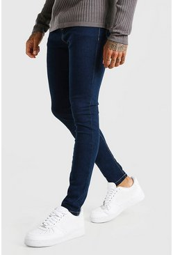 Dark blue blue Super Skinny Jeans