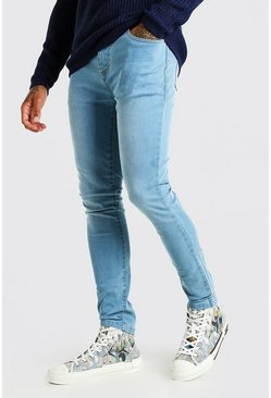 Light blue blue Super Skinny Jeans