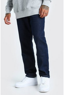 Jeans Slim Fit, Blu scuro azzurro