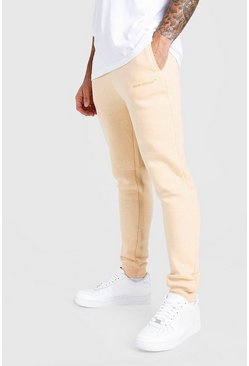 Orange MAN Official Skinny Fit Marl Jogger