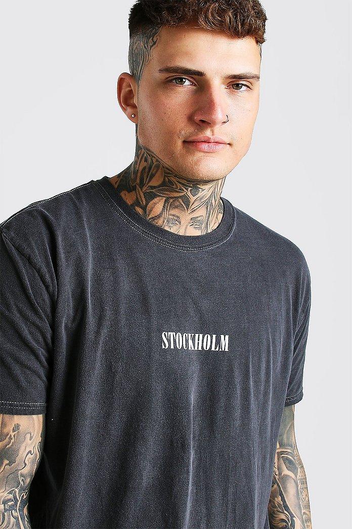 tryck på tröja stockholm