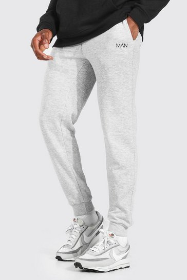 Grey marl grey MAN Dash Loose Fit Jogger