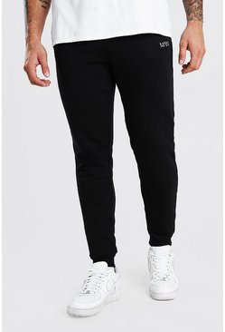 Black MAN Dash Slim Jogger