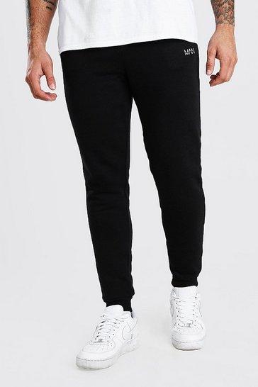 Black Slim Fit Original MAN Jogger