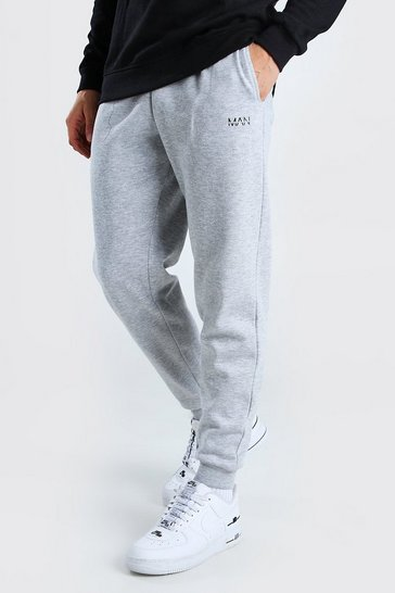 Grey marl grey MAN Dash Slim Jogger