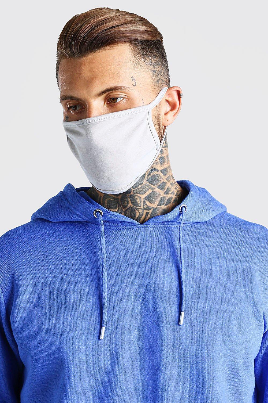 Men's Accessories Plain Multi 2 Pack Fashion Masks