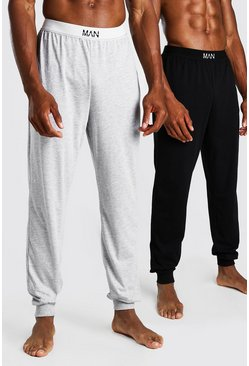 Multi 2 Pack MAN Dash Loungewear Pants