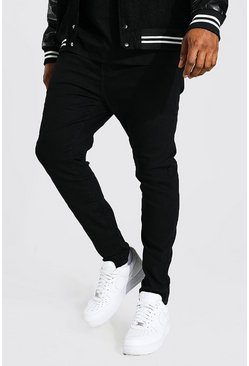 Black Plus Size Super Skinny Jean