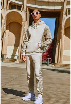 Stone Man Official Padded Hooded Tracksuit