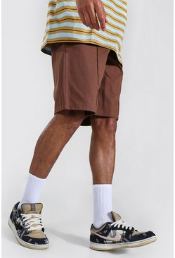 Rust orange Tall Skate Chino Shorts