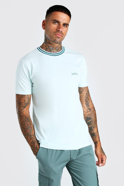 SALE Original MAN Sports Rib T-Shirt