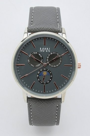 Grey Man Dash Classic Watch