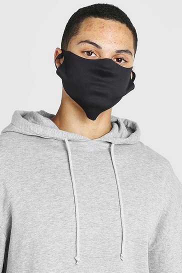 Multi 4 Pack Plain Fashion Masks