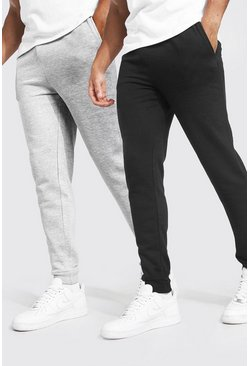 Multi 2 Pack Basic Skinny Jogger
