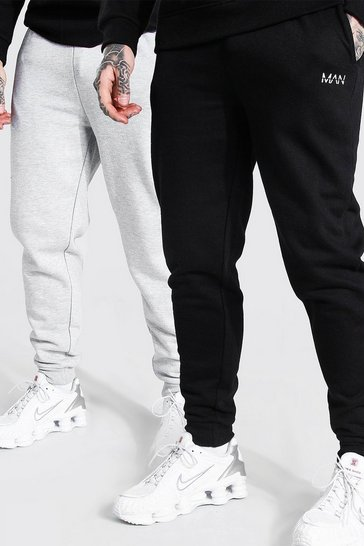 Multi 2 Pack MAN Dash Slim Jogger