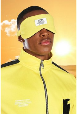 Yellow gul Burna Boy Eye Mask