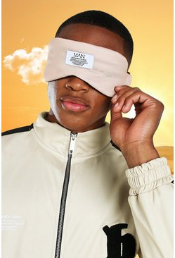 Stone beige Burna Boy Eye Mask