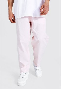 Light pink pink Relaxed Fit Chino Trouser