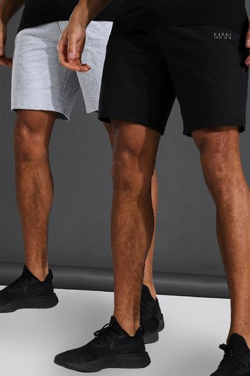 Multi Active 2 Pack Gym Shorts