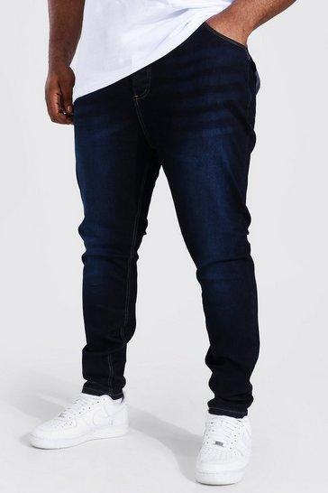 Indigo blue Plus Super Skinny Jean