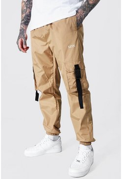 Stone Original Man Shell Buckle Joggers