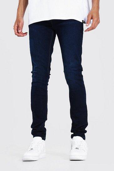 Indigo blue Tall Skinny Stretch Jean