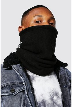 Black Fleece Snood