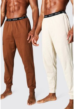 2 Pack Man Dash Lounge Joggers, Multi