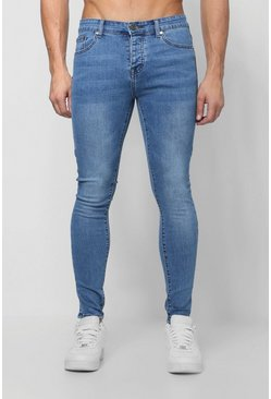 Spray On Skinny Jeans In Vintage Wash
