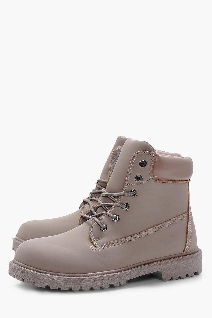Worker Boots   boohoo SE