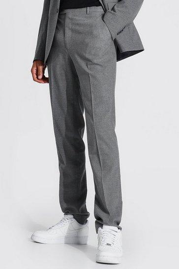 Grey Tall Slim Fit Trouser