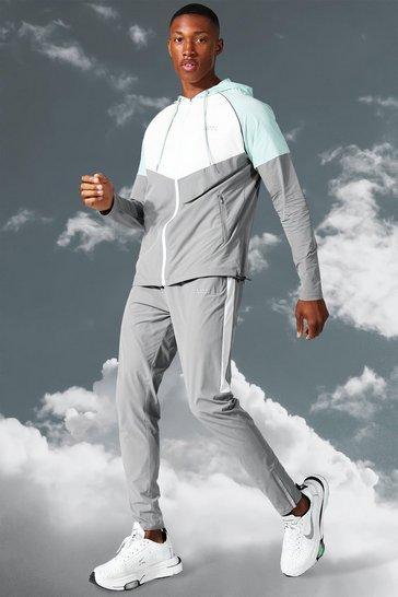 Grey Man Active Lightweight Windbreaker