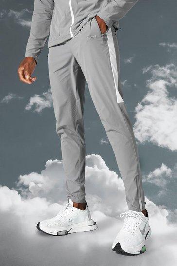 Grey Man Active Lightweight Side Stripe Jogger