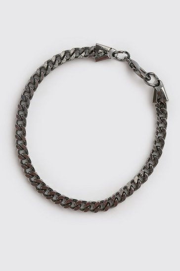 Black Box Chain Bracelet
