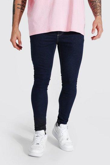 Indigo blue Super Skinny Jeans
