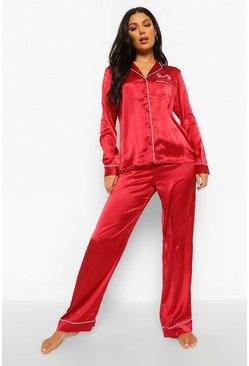 Pyjama Love You - St Valentin, Red rouge