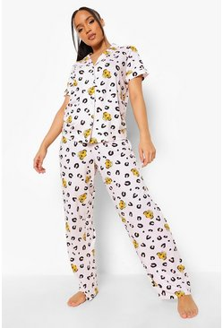 Pink Disney Lion King Mix & Match Pyjama Trousers