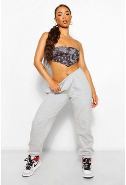 Grey marl Basic Soft Mix & Match Lounge Joggers