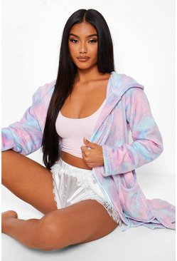 Multi Ombre Sparkle Robe
