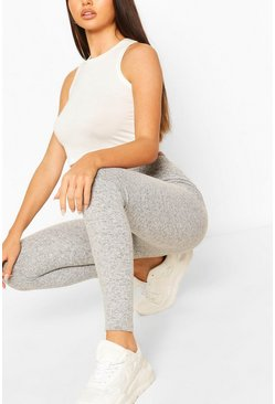 Grey Super Soft Lounge Leggings