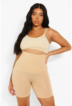 Nude Plus Smoothing Control Shorts