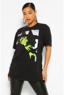 Black Plus Witch Licensed T-Shirt