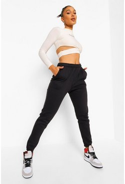 Black Basic Joggingbroek