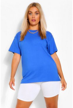 Royal Plus Basic Crew Neck T-Shirt