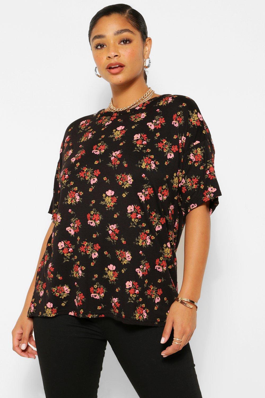 Plus Gingham Check Print T-Shirt 7
