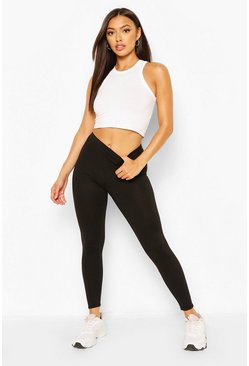Black Petite Super Soft Legging