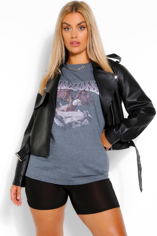 Plus Arizona Band T-Shirt 6