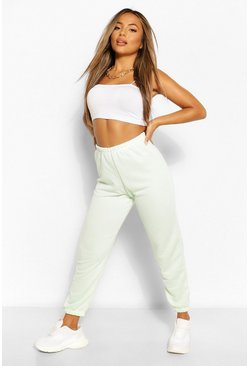 Salie green Petite Oversized Boyfriend Joggingbroek